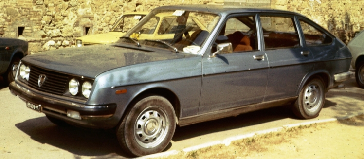 Lancia_Beta_middle_years_edition